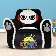 Ryan's World Panda Bean Bag Chair – BrickSeek Coral Microsuede Bean Bag Plastic Background Png Download 572974 Free Blue Bean Bag Chair Jessicasmithco Immy Fur Kids Fniture Mocka Nz Bear Radclinique Big Joe Duo Chair Blackred Engine Loungie Comfy Fuchsia Arm Nylon Foam Lounger Office Bags Funflash Joey Black 285 X 245 265 Chairs For 2 Simple Home Decor Ideas Drafting Table Diamonddayinfo Milano Multiple Colors 32 28