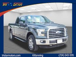 Tri-Star Ford Kittanning | Vehicles For Sale In Kittanning, PA 16201 Used Trucks For Sale Salt Lake City Provo Ut Watts Automotive 2006 Chevrolet Silverado 1500 Crew Cab By Owner Springfield Il 62704 Alburque Inspirational Craigslist Greensboro Cars Vans And Suvs For By And Sf Bay 2015 Ford F150 Xtr 4x4 One Rear View Camera Hemet Ca American Bathtub Refinishers Oklahoma La Home Bayshore Great Near Me Pickup Used Trucks For Sale In Houston Tx Rvs 1983 Hymer Motorhome Rv Homes