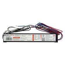 ge 120 to 277 volt electronic ballast for 4 ft 1 l t8 fixture