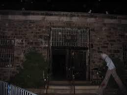 Eastern State Penitentiary Halloween by Eastern State Penitentiary On Halloween Ameganfindsartinphilly U0027s
