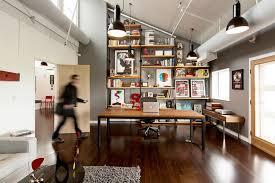 Inspirational Minimalist Office Design