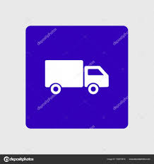 100 Truck Sign Delivery Truck Sign Icon Stock Vector Arhimicrostok 159619610