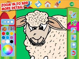 My Great Big Coloring Book App Screenshot