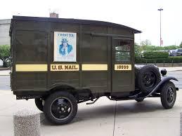 100 1930s Trucks MAFCA Gallery Mail