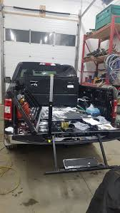 100 Truck Pipe Rack Installing Ladderpipe Rack On The New Truck What Are You Working
