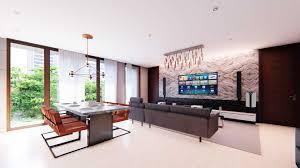 100 Terrace House Photo Aeterniteterracehouse 2 Desain Arsitek Oleh