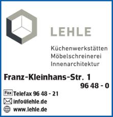 lehle schreinerei in schwabmünchen 0823296