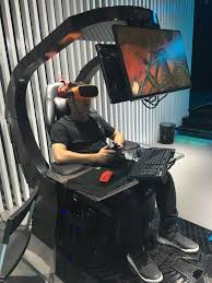 The Emperor Gaming Chair by Gaming Chair With Monitors Emilyevanseerdmans Com