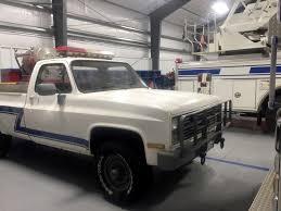 1986 Chevrolet Brush Truck | Used Truck Details