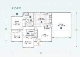 Get A Home Plan Floor Plan Of The Month The Bennington Ii Wayne Homes