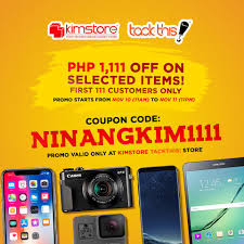 Kimstore - Promo #1: Purchase At Kimstore TackThis Store For Php ... Simplybecom Coupon Code October 2018 Coupons Bass Pro Shop Promo Codes August 2019 Findercom 999 Usd Off Scanpapyrus Home License Coupon Discount Codes Tech21 Top Promo 89 Tech21com Super Hot 20 Off On All Canon Cameras Lenses At Rakuten W 11 Available Steps To Use Inkplustoner Code Flippa Depot In Store Coupons October Timtaracom Offers Ebay And Deals Wcco Ding Out Amazon Blue Nile