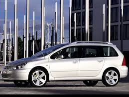 Peugeot 307 SW Concept 2001 picture 2 of 9