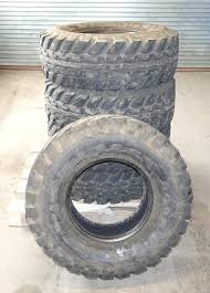 Goodyear Wrangler RT II 36x125165 LT Tires 5 Tire Lot Sale 2 Military Truck 36x1250165 Goodyear Wrangler Rt Ii Hmmwv Tires Td Tire Lt26575r16 0 Lr C Owl Launches Four New Tires At Dealer Conference Traction News Trucksuv Ultterrain At F150 Dutrac T532124 Available From 30 In Media Gallery Cporate 2755520 Sra Chevy Forum Gmc Police Government Sales My Review Youtube Allterrain Adventure Minimumtreadcom 2018 F250 Oem 18 Wheels Wrangler 550 The Hull