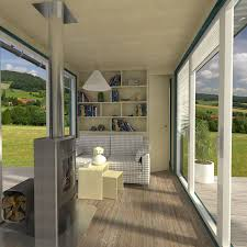 100 Designs For Container Homes 40ft House Plans