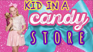 Mom Takes Candy From Kids by Kid In A Candy Store