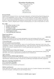 Sales Trainer Resume Sample Builder No Work Experience Cover