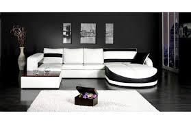 canap pas cher design photos canapé design pas cher noir et blanc
