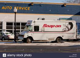 Snap On Tools Tool Truck Stock Photos & Snap On Tools Tool Truck ...