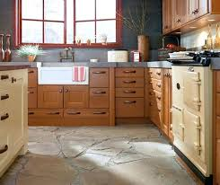 Rustic Kitchen Cabinets In Rift Oak By Craft Cabinetry