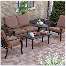 Walmart Patio Furniture Chair Cushions by Patio Summer Winds Patio Furniture Home Interior Design