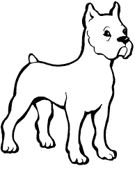 Full Image For Coloring Pages Animals And Their Babies Dog Color Printable Dogs Dog9