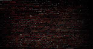 Fine Rustic Dark Brick Wall Decor Charcoal Black Silver Grey Realistic Fd Home Design Red Background