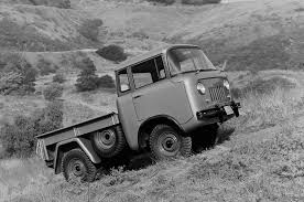 1957 Forward Control Jeep - Truck Trend History Photo & Image Gallery
