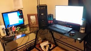 Galant Corner Desk A Leg Type by Computer Desk Suggestions Buildapc