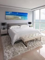 clean contemporary master bedroom benjamin hgtv