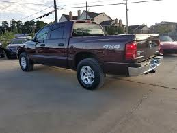 2005 Used Dodge Dakota SLT At Car Guys Serving Houston, TX, IID 18202082