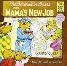 Berenstain Bears Halloween by The Berenstain Bears And Mama U0027s New Job Stan Berenstain Jan