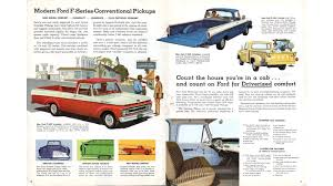 8 Facts You Didn't Know About The 61-63 Ford Unibody Trucks - Ford ... 61 Ford Unibody Its A Keeper 11966 Trucks Pinterest 1961 F100 For Sale Classiccarscom Cc1055839 Truck Parts Catalog Manual F 100 250 350 Pickup Diesel Ford Swb Stepside Pick Up Truck Tax Post Picture Of Your Truck Here Page 1963 Ford Wiring Diagrams Rdificationfo The 66 2016 Detroit Autorama Goodguys The Worlds Best Photos F100 And Unibody Flickr Hive Mind Vintage Commercial Ad Poster Print 24x36 Prima Ad01 Adverts Trucks Ads Diagram Find Pick Up Shawnigan Lake Show Shine 2012 Youtube
