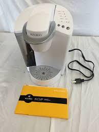 Keurig K45 Elite Brewing System Coconut White