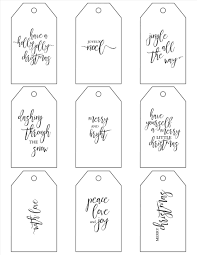 Black And White Printable Christmas Cards Gift Tags Ideas Spongebob Coloring Pages U Happy