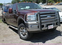 2005 Ford F250 Lariat King Ranch Pickup Truck | Item D5130 |...