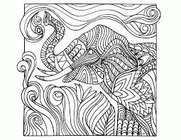 Relaxation Coloring Pages And