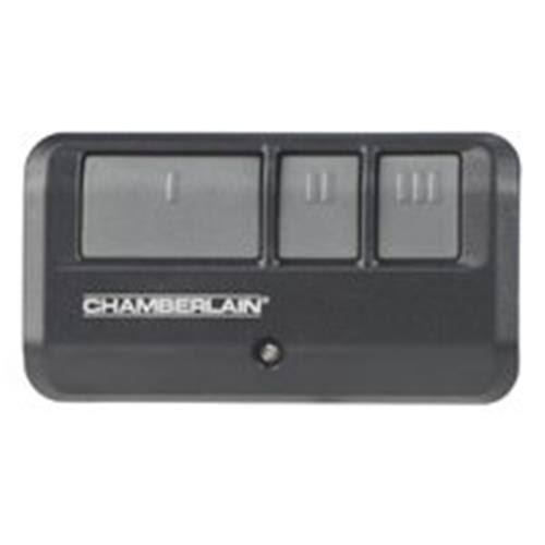 U09141614 Chamberlain 953ev Garage Remote Door Clicker - Black