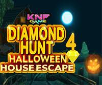Halloween Escape Walkthrough by Knf Diamond Hunt 4 Halloween House Escape Walkthrough
