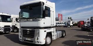 100 Magnum Trucks Tractor Renault Euro 5 EEV Used By Renault