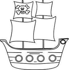 Pirate ship 0 images about peter pan on play cliparts Clipartix