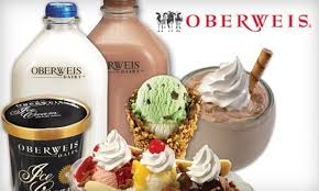 $5 for Dairy Treats and Groceries at Oberweis Dairy Oberweis