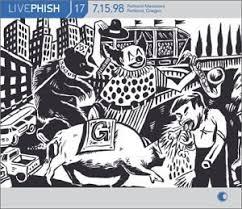 Bathtub Gin Phish Live by Live Phish Volume 17 Wikipedia