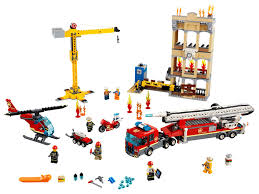 100 Lego Fire Truck Games Downtown Brigade 60216 City LEGO Shop