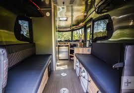100 Inside An Airstream Trailer Is S Basecamp A Millennial Resort Or A Waste Of