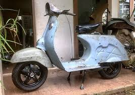 Vespa 67 Vbc Super Front Disc Brake