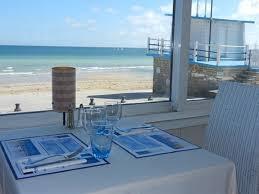 chambres d hotes calvados bord de mer hôtel restaurant de la mer sur la côte de nacre calvados normand