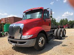 USED 2007 INTERNATIONAL 8600 TANDEM AXLE DAYCAB FOR SALE IN AL #3108
