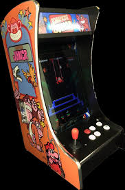 Galaga Arcade Cabinet Kit by 19
