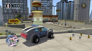 100 Lego City Dump Truck LEGO Undercover Complete Walkthrough Chapter 2 Guide