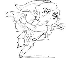 Link Coloring Pages Free How To Draw Step By